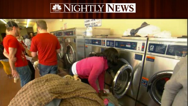 NBC Nightly News – Laundry Project