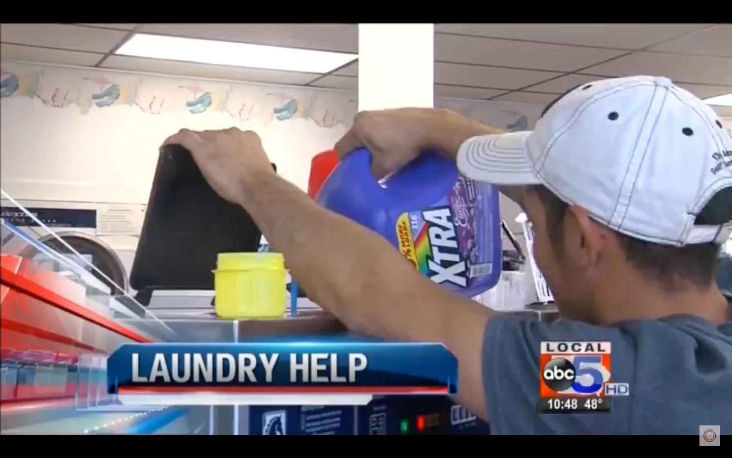ABC 5 Des Moines – Laundry Project Story #3