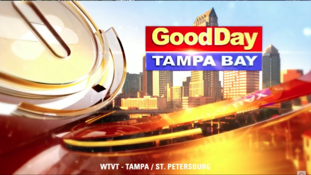 Fox 13 Good Day Tampa Bay – Laundry Project Story