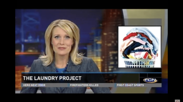 First Coast News Jacksonville – Laundry Project Story