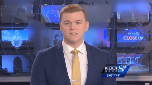 KCCI Channel 8 Des Moines – Laundry Project Story