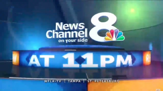 WFLA News Channel 8 – Laundry Project