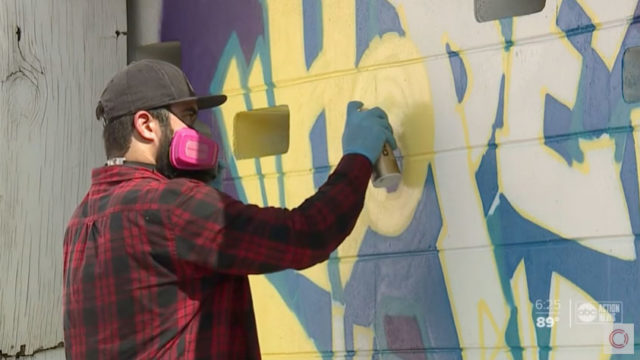 ABC Action News – Laundry Project x CLEAN Mural Story